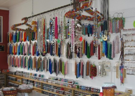 Enterprise Beads bead shop in Oamaru, call in today or buy your beads online.